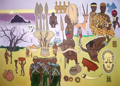 AfricanOriginsTraditionsandCrafts