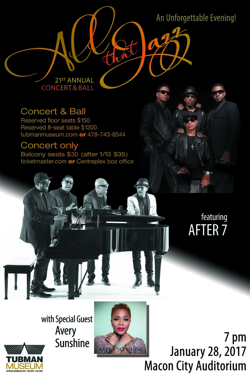 21st Annual All That Jazz Concert & Ball