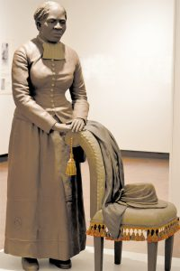 Tubman Arjanogha Statue