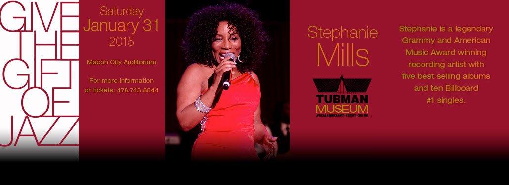 All That Jazz with Stephanie Mills