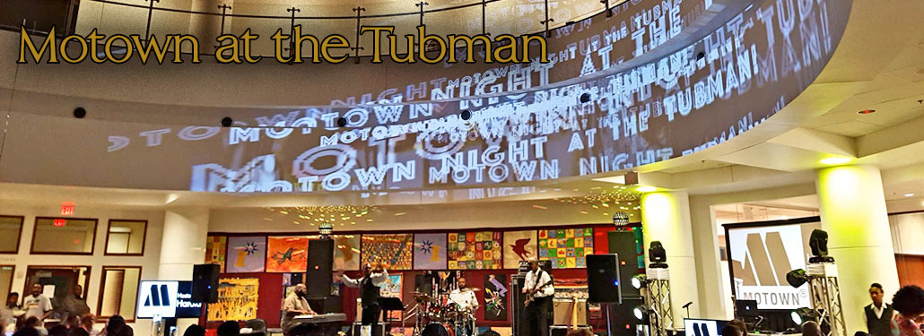 Motown at The Tubman