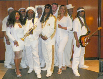 Rick James' Stone City Band