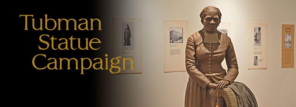 Tubman Statue Campaign